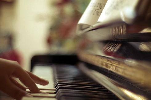 Musica pianoforte