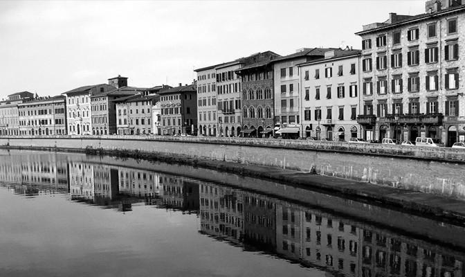 Lungarno Pisa