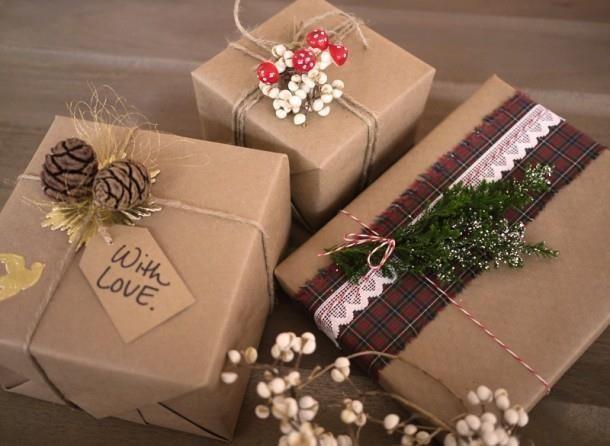 Amato Pacchi regali di Natale - Maria Pia Cossu FS64