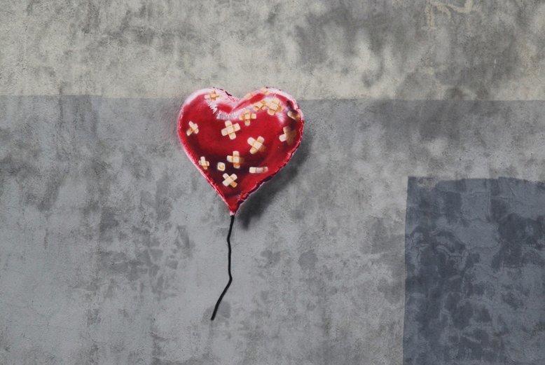 Banksy's balloon