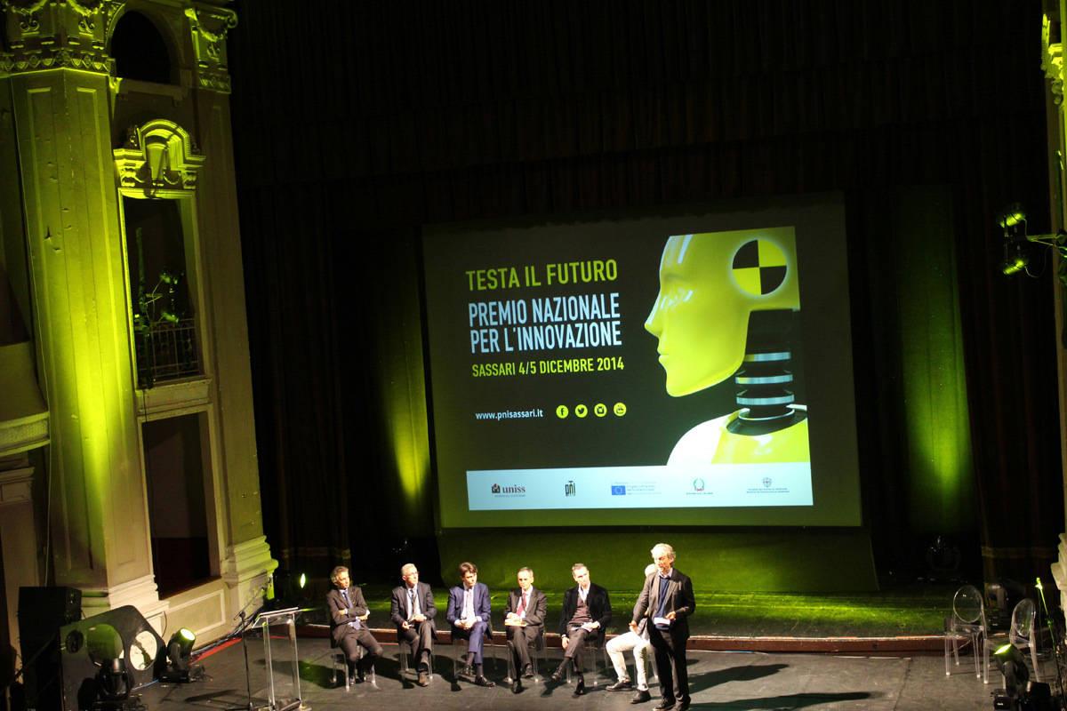 Premio Nazionale per l'Innovazione - PNI 2014