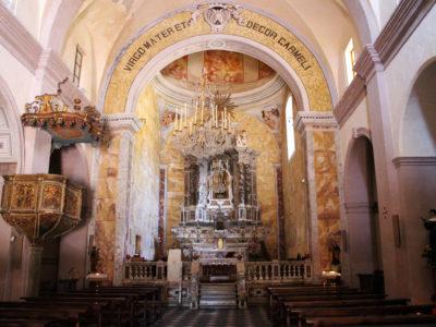 Chiesa del Carmelo di Bosa