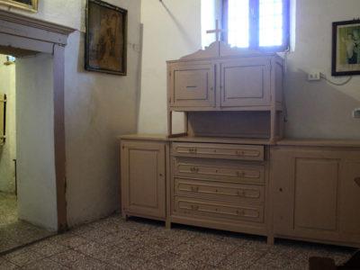 Chiesa Santi Cosma e Damiano - Sacrestia