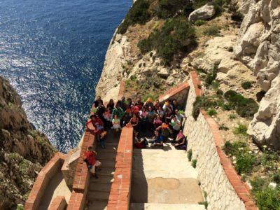 Invasione Compiuta Grotte di Nettuno - Foto di Alessandra Polo