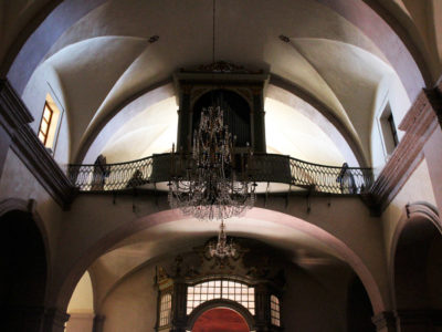 Organo Chiesa del Carmelo