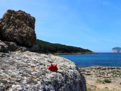 Il mare di Punta Giglio - Alghero
