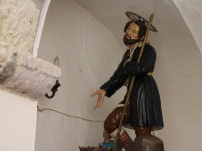 Chiesa Campestre Sant'Efisio - Particolare