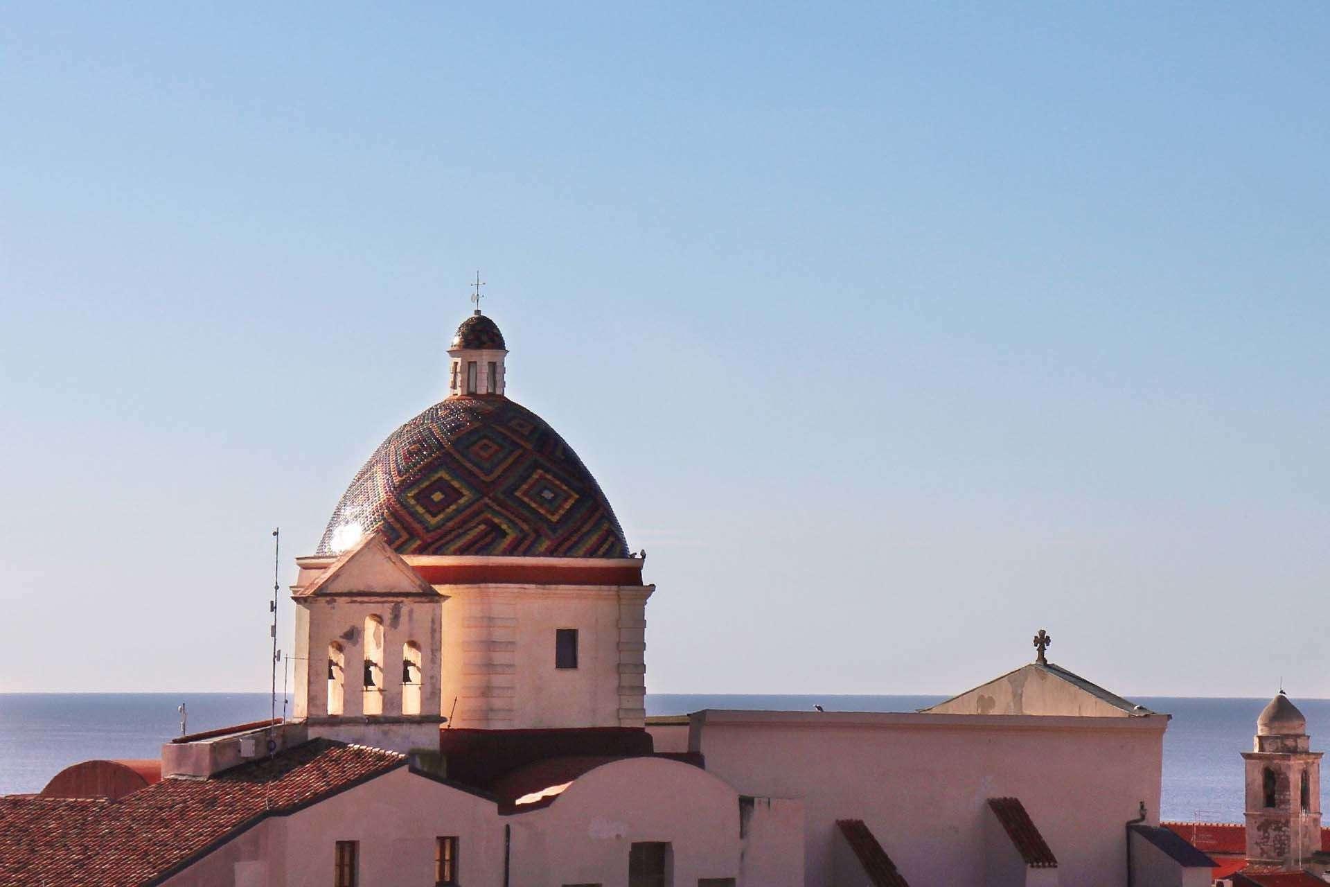 Natale di Alghero - Cupola di San Michele