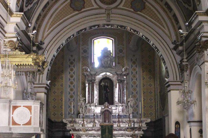 Chiesa di San Bernardino - Mogoro (OR)
